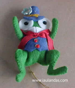 Froggy Did a Courtin' Go