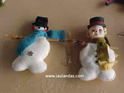 Snowman (2 versions)